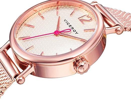 Pink ArmbandUhren Edelstahl Viceroy Ip Kiss nk8wOX0P