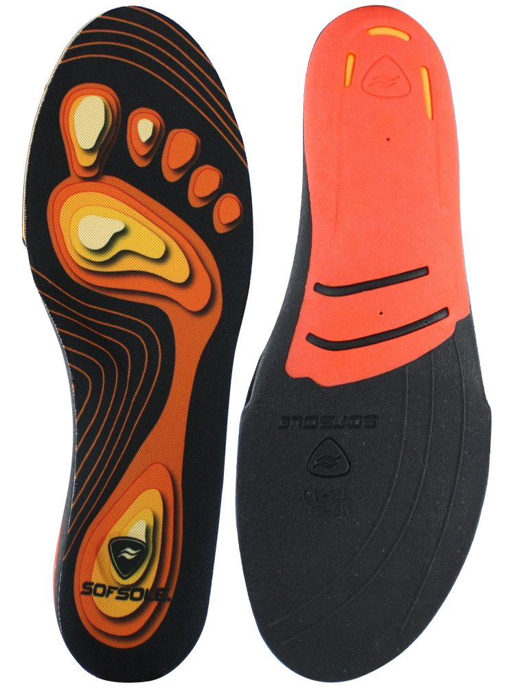 Sof Sole Fit Series High Sole (Womens 9-10/ Mens 7-8)