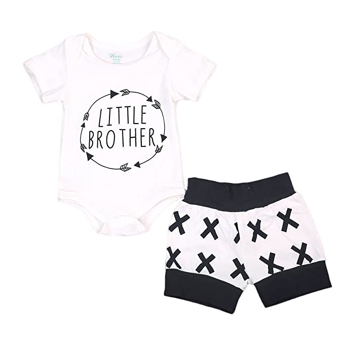 Amazon.com: Ma & Bebé recién nacido bebé Infant Boys Little ...