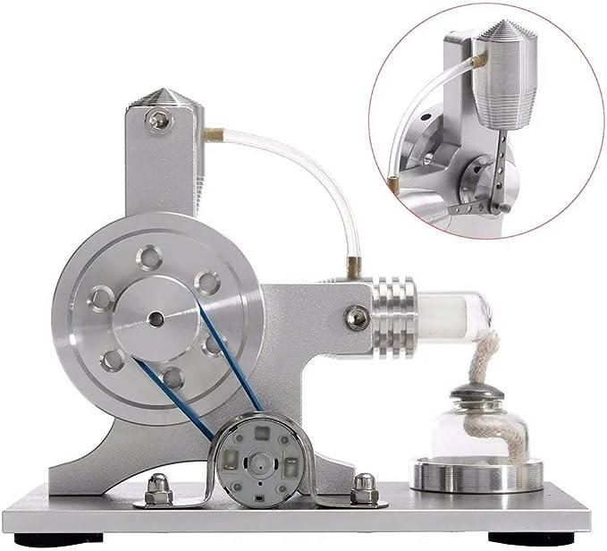 PQXOER Modelo de Motor Stirling Kits Productos Motor Stirling ...