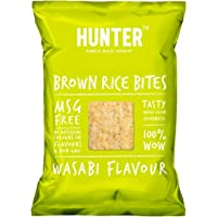Hunter Brown Rice Bites Wasabi - 110gm