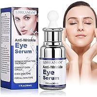 Crema contorno occhi,Siero occhi antirughe,Siero anti-rughe,Siero occhi ideale contro le occhiaie e le borse occhi,ridurre le zampe di gallina