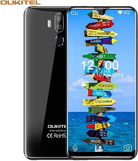 OUKITEL K9 Smartphone de 7,12