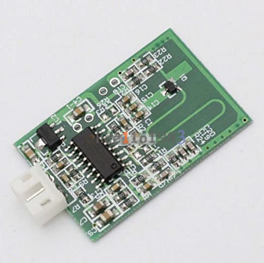 Microwave Radar Sensor 4-8M 180°LED Lamp Smart Switch Steady für Home//Control