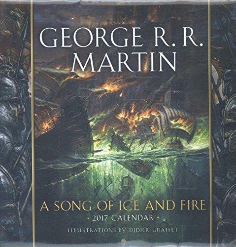 Song Fire 2017 Calendar Illustrations