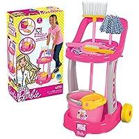 Barbie Temizlik Arabası