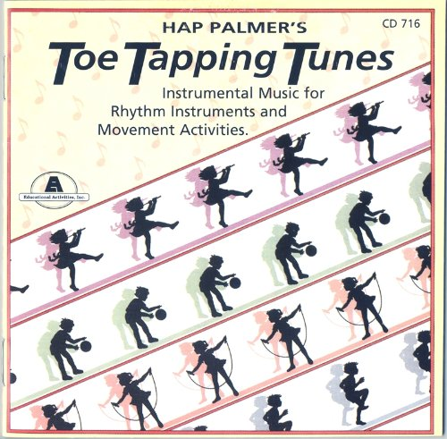 Toe Tapping Tunes - CD ()