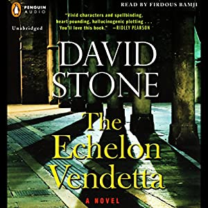 The Echelon Vendetta Audiobook
