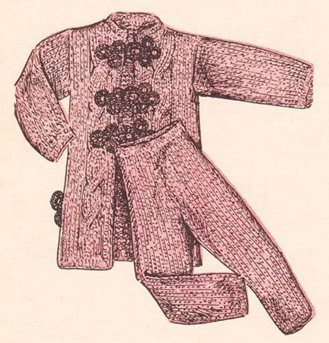 Barbie Fashion Doll Lounging Pajamas Knit Vintage Pattern EBook Download (Needlecrafts) Barbie Vintage Shorts