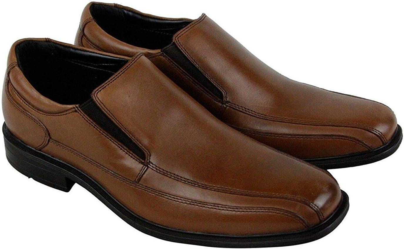 Kenneth Cole REACTION Mens Punchual Slip on
