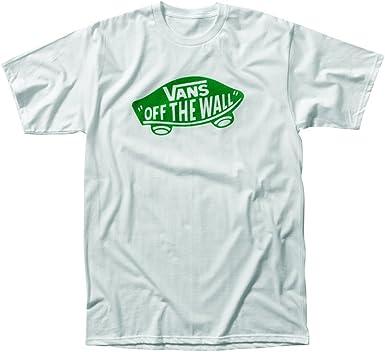 Vans – Camiseta para Hombre Off The Wall: Amazon.es: Ropa y accesorios