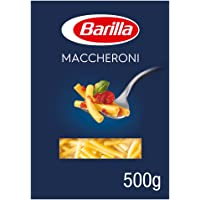 Barilla Hartweizen Pasta Maccheroni n. 44 – 1er Pack (1x500g)