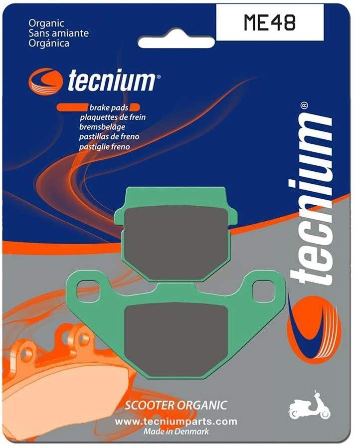 PLAQUETTES DE FREIN-ME48 Compatible avec COMPATIBLE SENDA DRD X-TREM//EAGLET//HM CRE BAJA