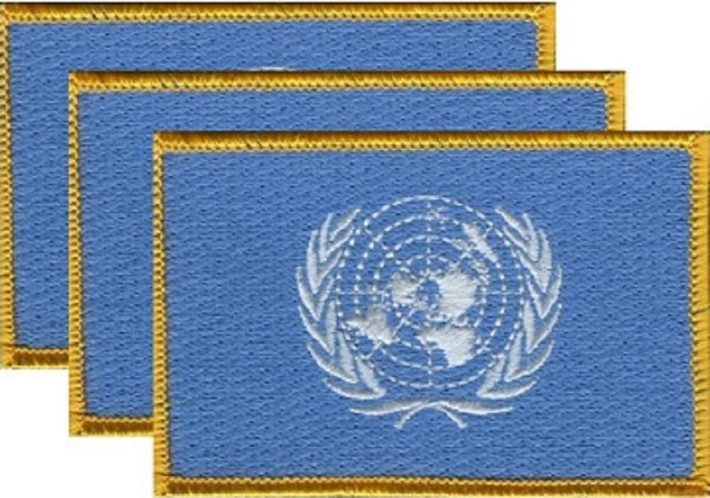United Nations UN 3/'x2/' Flag
