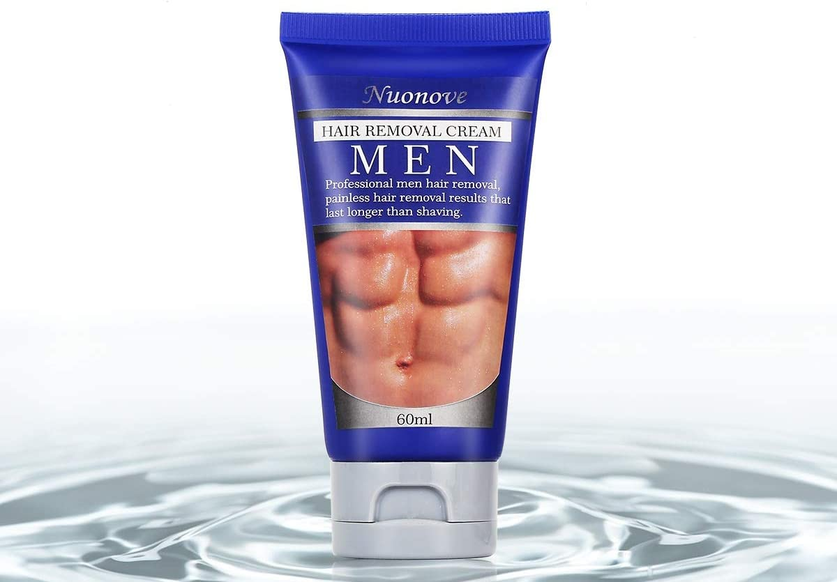 Crema Depilatoria Hombre, Crema Depilatoria, Hair Removal Cream ...