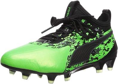 PUMA Kids One 19.1 Firm/Artificial Ground Soccer Shoe