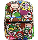 Super Mario Large Backpack #NN35320