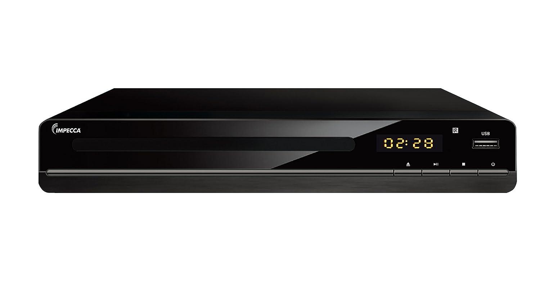 Amazon.com: Impecca DVHP9117 Progressive Scan Compact HDMI DVD ...