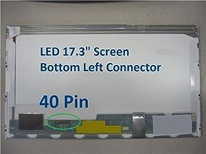 Acer ASPIRE 7750Z-4457 Laptop Screen 17.3 LED BOTTOM LEFT WXGA++
