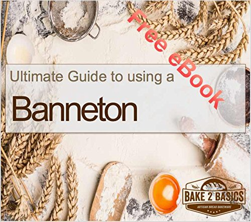 Banneton bread proofing basket brotform bake beautiful for Perfect bake pro review