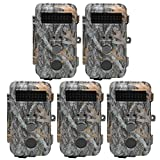 Trail Camera - DigitNow! 16MP 1080 HD Waterproof Trail &Surveillance Digital Camera with Infrared Night Version up to 65ft in 2.4''LCD Screen &40pcs IR LEDs Wildlife Hunting &Scouting Camera