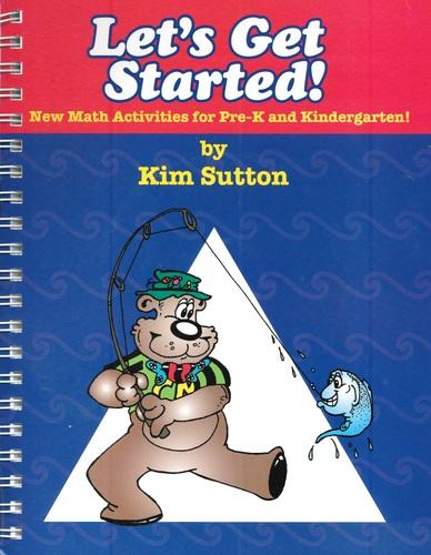 Read Online Let's Get Started: New Math Activities for Pre-K & Kindergarten pdf