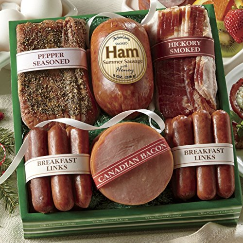 (Hearty Breakfast Meats Gift Assortment from The Swiss Colony)