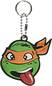 TMNT Vinyl Keychain, Party Favor