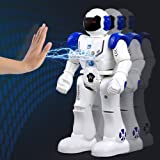Wishtime ラジコンロボット人型ロボットおもちゃ 多機能ロボット 電動ロボット 男の子 贈り物 誕生日 ギフト 入園 クリスマス 新年 子供の誕生日プレゼント知育玩具 スマートラジコンロボット6歳以上