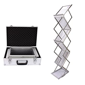 Portable Literature Display Stands