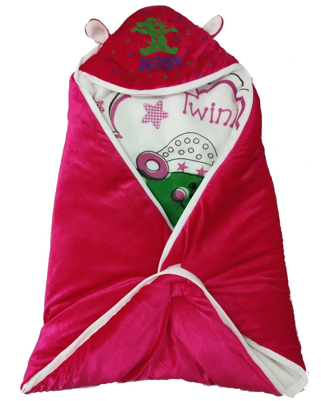 Free Shipping Pink Sleeping Bag for Babies