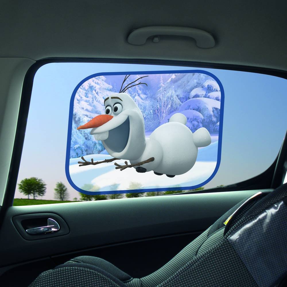 2 St/ück Disney 7123018 Sonnenschutz Olaf