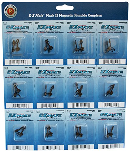 Ez Mate Magnetic Knuckle Couplers - 6