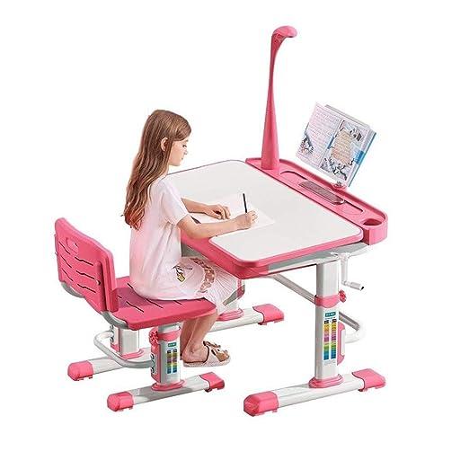 EAHKGmh Mesa de niño y Juego de sillas Escritorio, Escritorio y ...