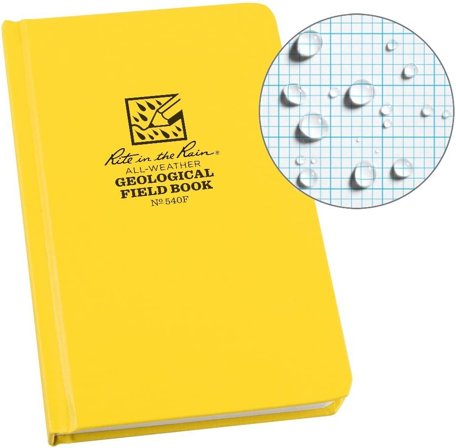 Cuaderno Tapa Dura Rite In The Rainpatron Geologico No 540f