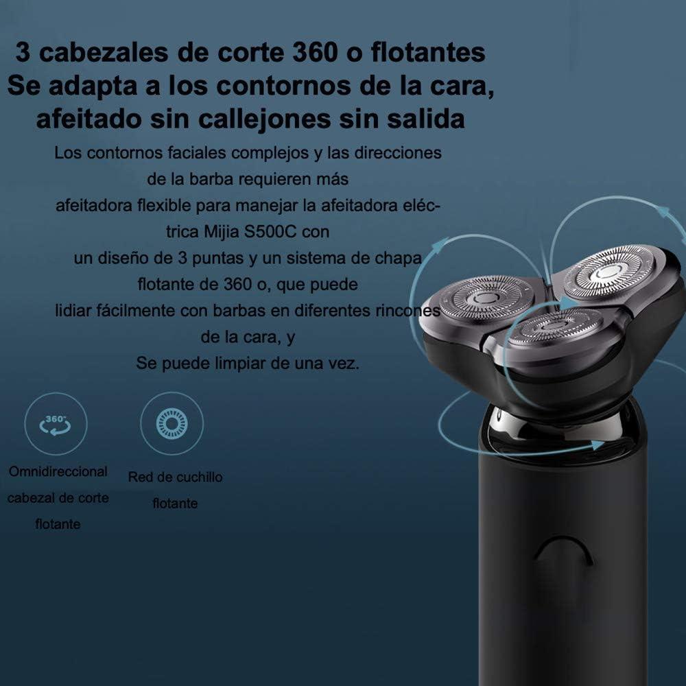 gooplayer para 2020 Xiaomi Mijia Electric Shaver S500C Flex Razor ...