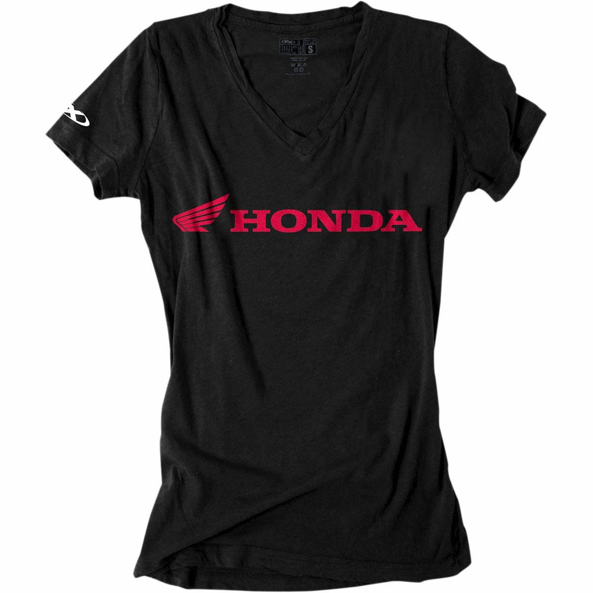 Factory Effex Honda Horizontal Womens Tee