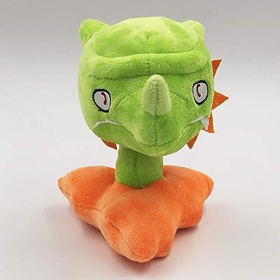 TavasHome Plants vs. Zombies 2 PVZ Figures Plush Stuffed Soft Toys Doll Snapdragon: Toys & Games
