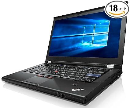 Lenovo ThinkPad T420 Laptop WEBCAM - i5 2 50ghz - 4GB DDR3 - 320GB - DVDRW  - Windows 10 Home 64bit - (Certified Refurbished)