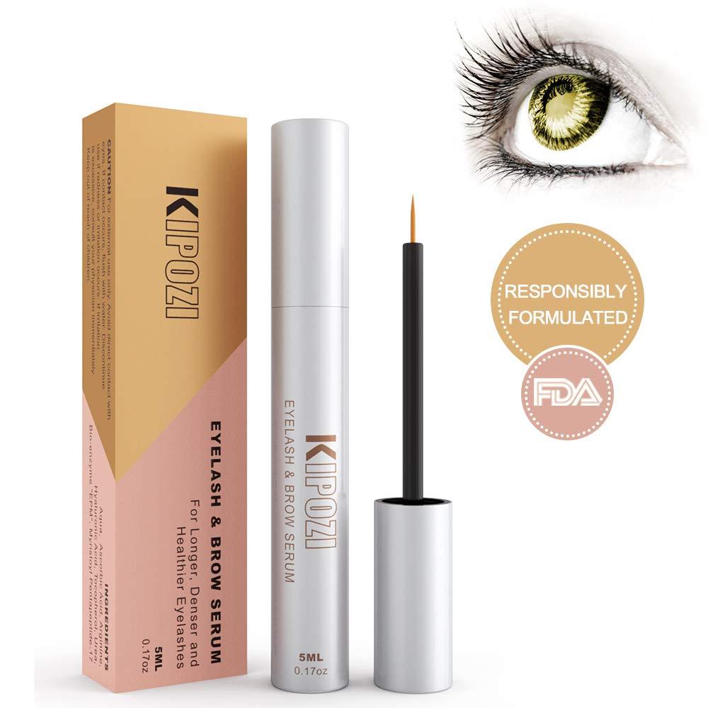 Amazon Kipozi Eyelash Growth Serum Eyelash Enhancer Serum Lash