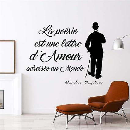 Stickers Muraux Citations Bouddha Citation De La Poésie