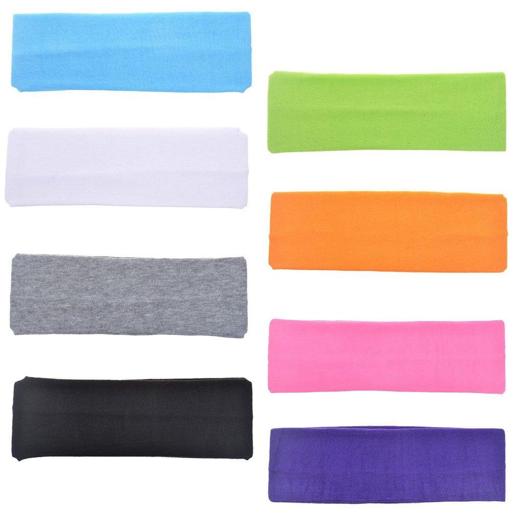 CellCase 2.75 Width Stretchy Cotton Yoga Headband