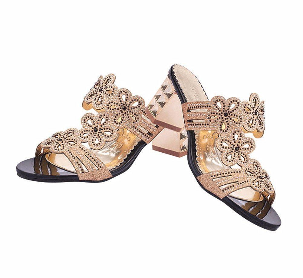 YUCH Damen Hausschuhe Cool und Schuhe Lässig Täglich Frauen Schuhe und beb245