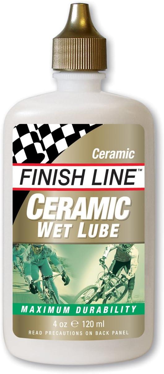 Finish Line húmedo, 120ml Aceite cerámico para Cadenas, Hombres ...
