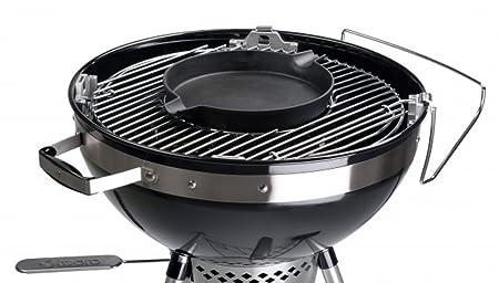 Carbón vegetal Barbacoa San Francisco 53 cm de diámetro, con ...