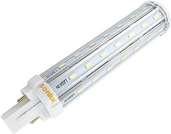 7W LED PL Lamp 2Pin G24: Amazon.co.uk