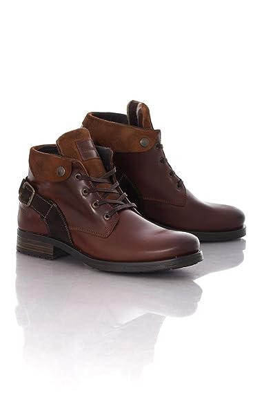 Boots Redskins Yoco en cuir ref_cle39793 cTveapAN