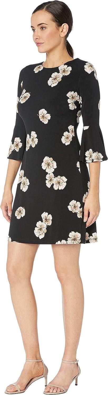 Tommy Hilfiger Womens Sleeve Dress