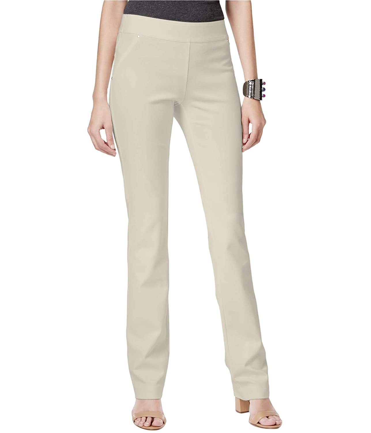 Toadbeige INC Womens PullOn Casual Trousers