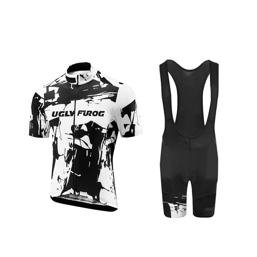 Uglyfrog 2018 Sommer Herren Cycling Jersey Männer Radfahren Trikots & Shirts Atmungsaktiv Mode Bunt Sport Bekleidung DX01